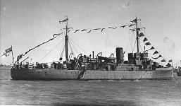 HMS Selkirk