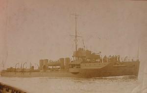 HMS Teviot
