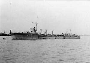HMS Thisbe