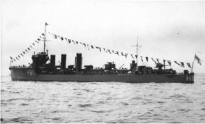 HMS Torrid