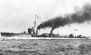 HMS Tower