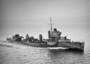 HMS Verdun