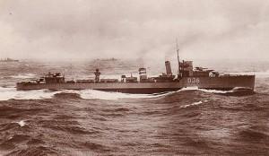 HMS Vivacious