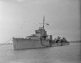 HMS Whitshed