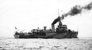 HMS Alarm