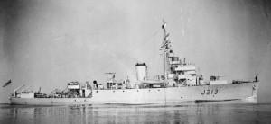 HMS Algerine