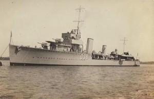 HMS Ambuscade