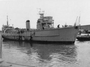HMS Blaxton
