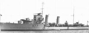 HMS Boreas