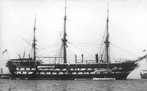 HMS Boscawen III