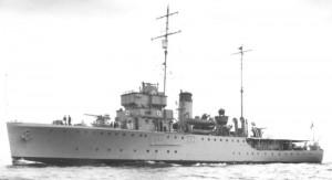 HMS Bramble