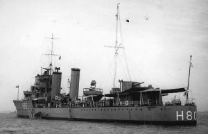 HMS Brazen