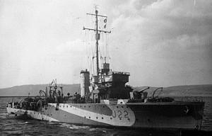 HMS Britomart