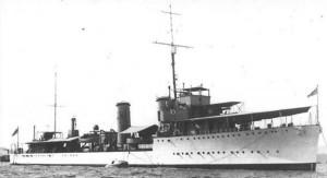 HMS Bruce