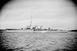 HMS Cambrian
