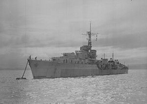 HMS Camperdown