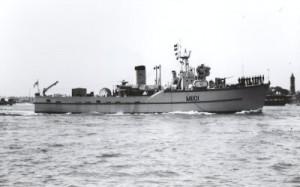 HMS Coniston