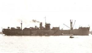 HMS Cuillin Sound