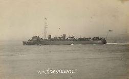 HMS Desperate
