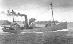 Navy Drifter
