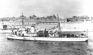 HMS Dundalk
