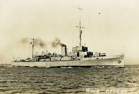 HMS Dunoon