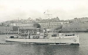 HMS Fareham