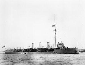 HMS Foresight