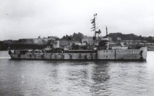 HMS Frolic