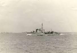 HMS Garth