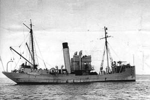 Castle Class Trawler
