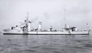 HMS Griffin