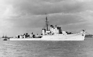 HMS Hambledon