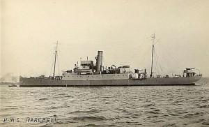 HMS Harebell