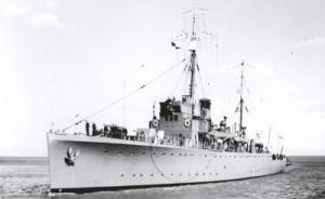 HMS Hastings