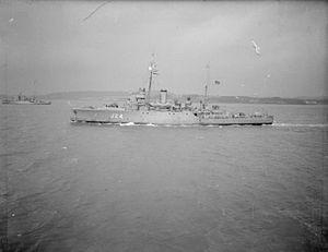 HMS Hebe