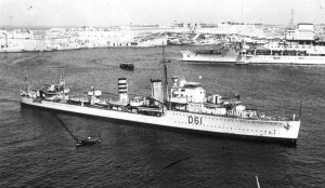 HMS Ilex
