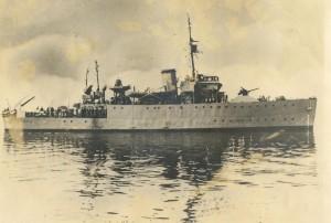 HMS ilfracombe