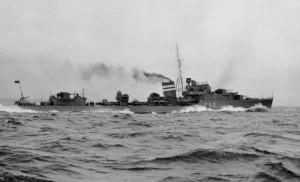 HMS Janus