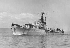 HMS Jervis