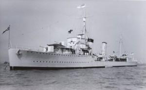 HMS Keith