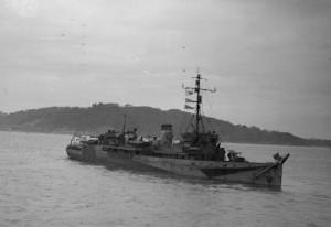 HMS Kellett