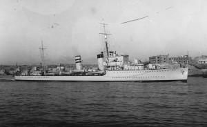 HMS Kempenfelt