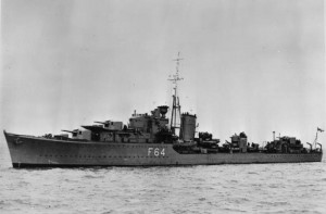 HMS Kingston