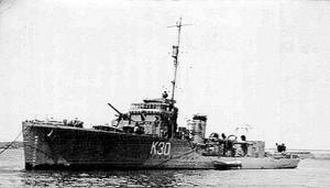 HMS Kittiwake