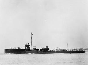 HMS Lapwing