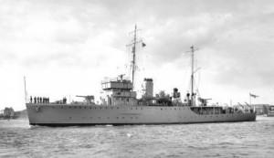 HMS Leda