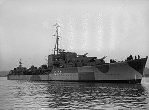 HMS Legion