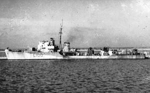HMS Liddesdale