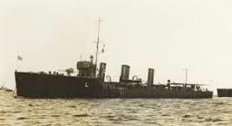 HMS Lysander
